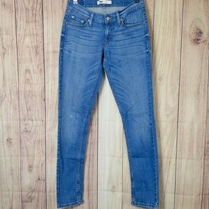 LEVIS | 504 Skinny Jeans Size 27